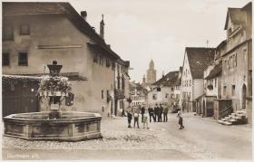 Kellhofer Brunnen 1934